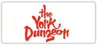 35% off at The York Dungeon Logo
