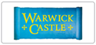 Up to 45% saving on Warwick Castle Logo