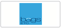 25% off at Bags ETC, Domo and IT Luggage Logo