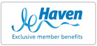 Save up to 10% on your Haven booking Logo