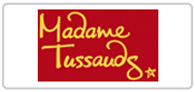30% off entry to Madame Tussauds London Logo