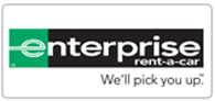 Save up to 10% with Enterprise Rent-A-Car Logo