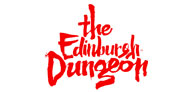 Save 33% on The Edinburgh Dungeon Logo