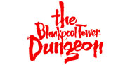 35% off The Blackpool Tower Dungeon Logo
